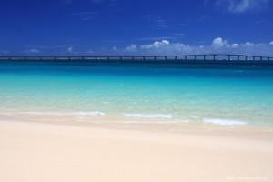 与那覇前浜ビーチ フリー写真