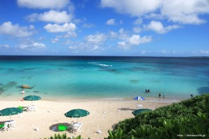 砂山ビーチ(宮古島) フリー写真