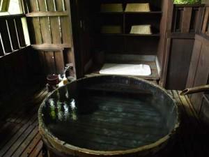 コイン式貸切風呂