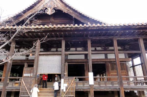 豊国神社(千畳閣)(重要文化財)