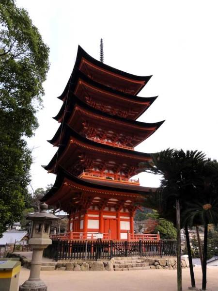五重塔(重要文化財)