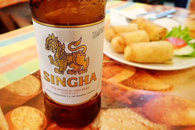 シンハービール Singha