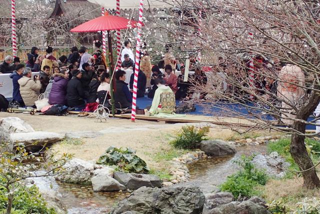 梅花祭野点大茶湯