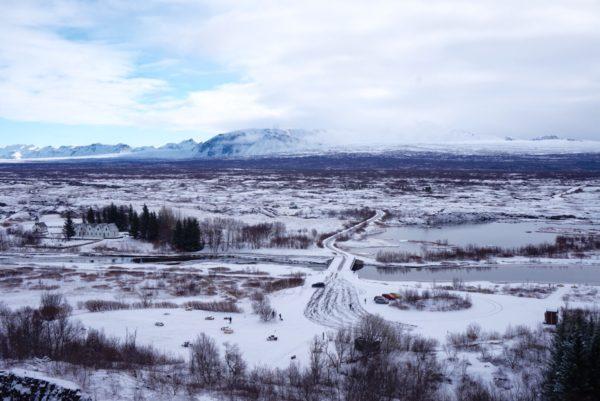 ゴールデンサークル アイスランド