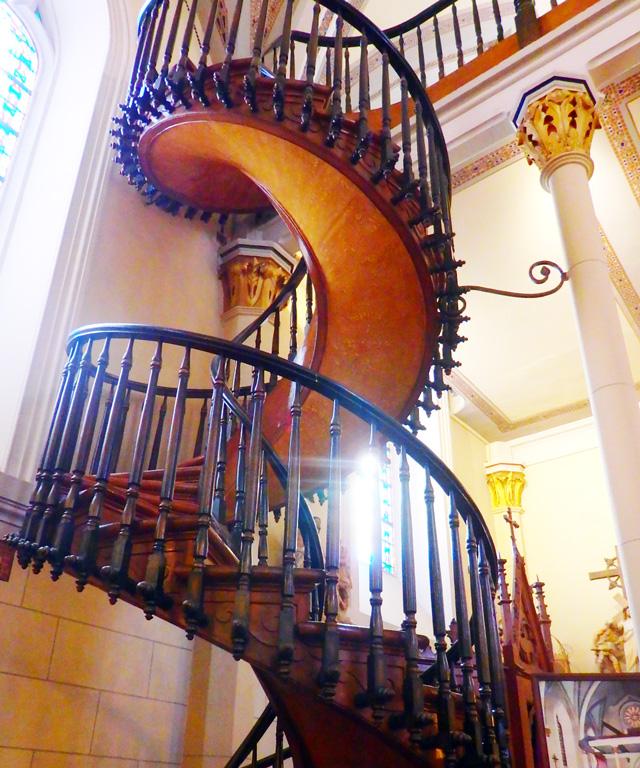 奇跡の階段(Miraculous Staircase)