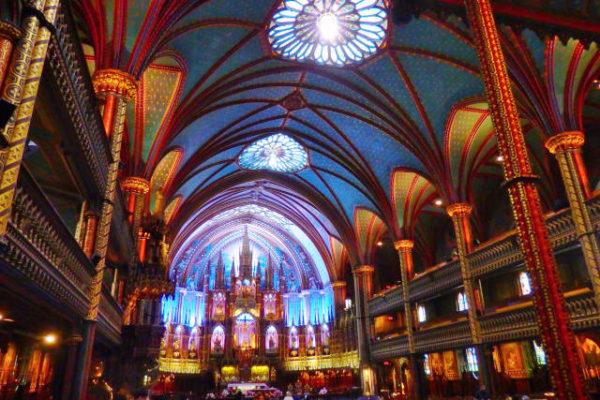 モントリオール・ノートルダム大聖堂