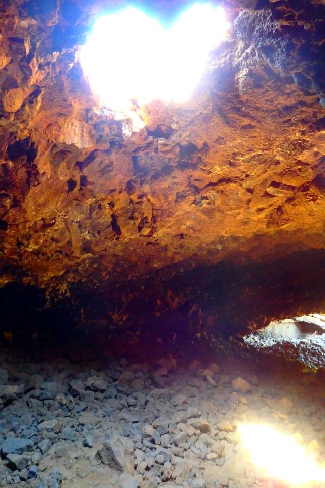 オーラの洞窟 マウナ・ラニ(Mauna Lani )