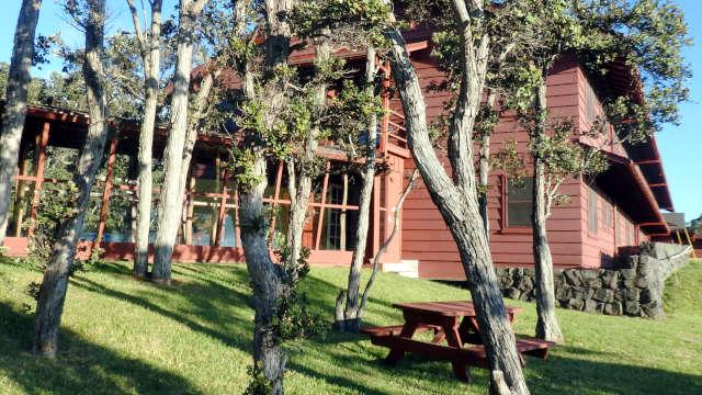 キラウエア・ビジター・センター (Kilauea Visitor Center)