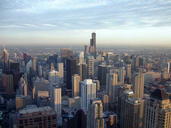 "Willis Tower (originally named ""Sears Tower"")"