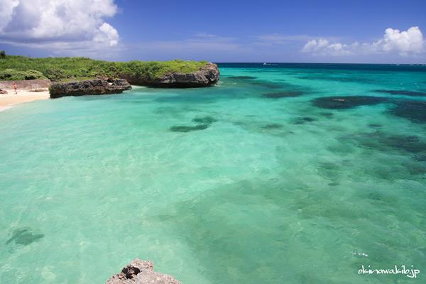 池間島の穴場ビーチ 宮古島の観光スポット