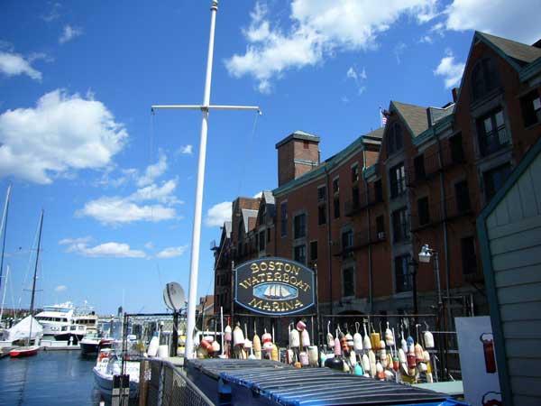 ボストン ウォーターフロント