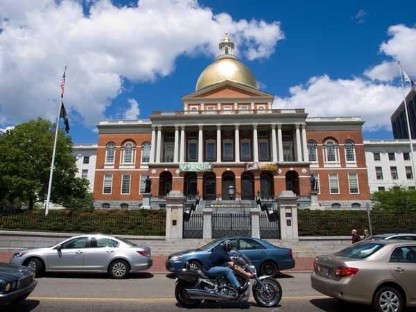 マサチューセッツ州会議事堂 Massachusetts State House