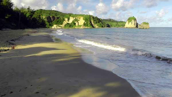 星野リゾートニラカナイ西表島プライベートビーチ