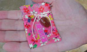 願い石(玉造湯神社)